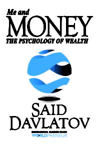 Entrepreneur money psychology