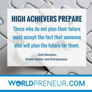 Entrepreneur Achievers