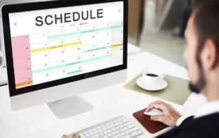Entrepreneur Schedule