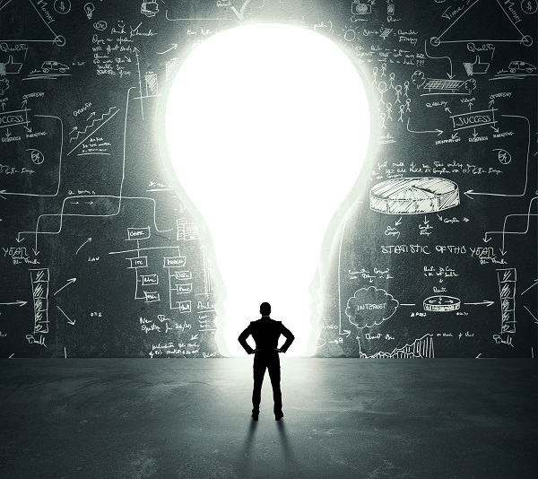 Entrepreneur Lightbulb