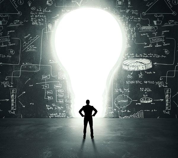 Entrepreneur Lightbulb