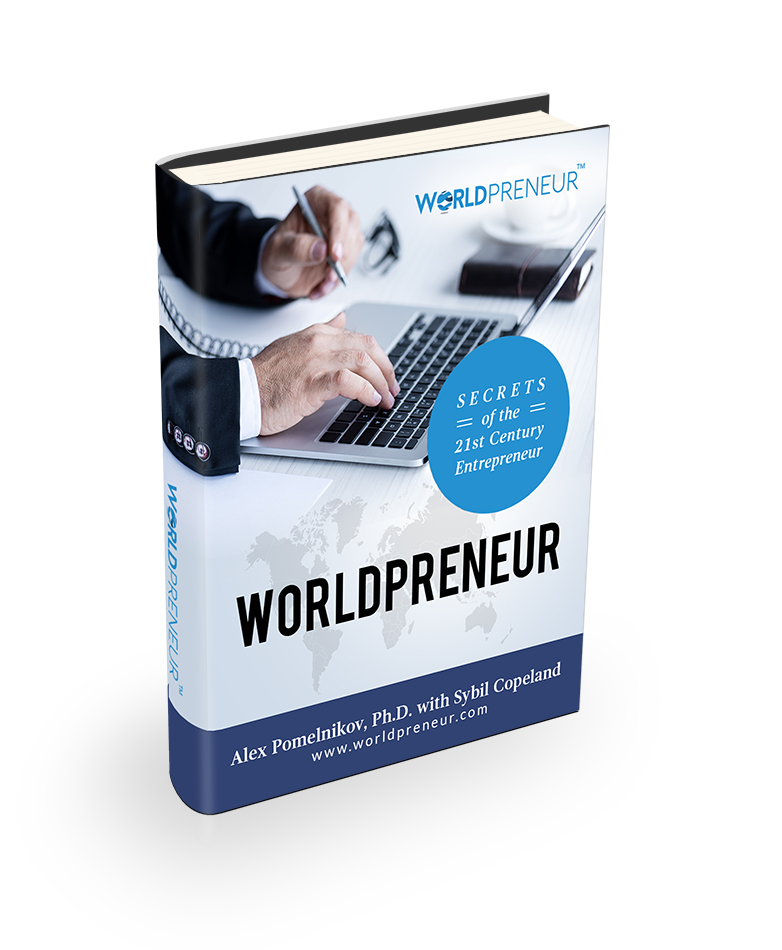 Worldpreneur Secrets of the 21st Century Entrepreneur Book